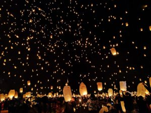 Lantern or Balloon Release